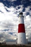 Alter Leuchtturm Stockfotografie