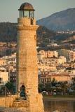 Alter Leuchtturm Lizenzfreies Stockbild