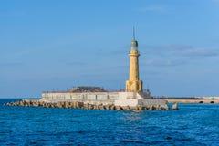 Alter Leuchtturm Lizenzfreies Stockfoto