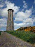 Alter Leuchtturm in Wicklow Lizenzfreie Stockfotografie