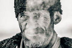 Alter Mann Lizenzfreie Stockfotografie