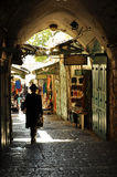Alter Markt, Jerusalem Lizenzfreie Stockfotos