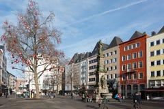 Alter Markt Square Stock Images