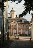 Alter Marktplatz Stockbilder