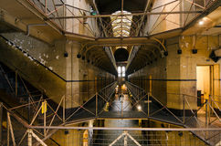 Alter Melbourne-Gaol lizenzfreie stockfotografie