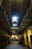 Alter Melbourne-Gaol lizenzfreies stockfoto