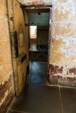 Alter Melbourne-Gaol lizenzfreies stockbild