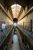 Alter Melbourne-Gaol lizenzfreie stockfotos