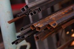 Alter Metallverarbeitungsshop Lizenzfreies Stockbild