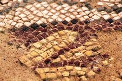 Alter Mosaikfußboden Lizenzfreies Stockbild