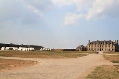 Alter Niagara-Fort-Staat New York-Park Stockbilder
