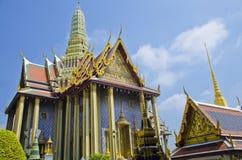 Alter Nizza Tempel in Bangkok stockbilder