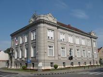 Alter Palast Lizenzfreie Stockbilder