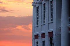 Alter Palast der polnischen Industriemagnaten Potocki in Tulchyn, Ukraine Lizenzfreies Stockbild