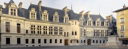 Alter Palast der Regierung Stockbild