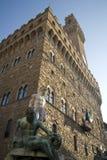Alter Palast Florenz toscany Italien Stockbild
