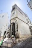 Alter Palast Historische Mitte von Otranto im Stadt †‹â€ ‹in den weiter im Süden Italien Stockbild