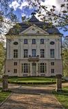 Alter Palast in Ostromecko Lizenzfreie Stockbilder