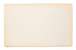 Alter Papierbeschaffenheitshintergrund Lizenzfreie Stockbilder