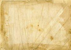 Alter Papierbeschaffenheitshintergrund Beige Papier lizenzfreie stockbilder