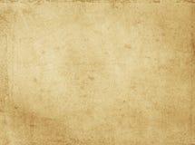 Alter Papierhintergrund oder Beschaffenheit Lizenzfreies Stockbild