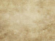 Alter Papierhintergrund oder Beschaffenheit Stockbild