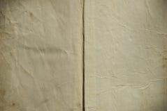 Alter Papierschmutzhintergrund Stockfotos