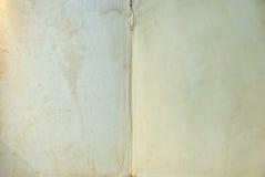 Alter Papierschmutzhintergrund Lizenzfreie Stockbilder