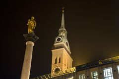 Alter Peter church in Munich, Germany Royalty Free Stock Photos