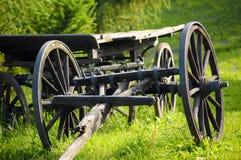 Alter Pferdenwagen lizenzfreie stockfotografie
