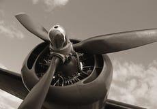 Alter Propeller Lizenzfreies Stockfoto