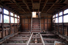 Alter Raum Stockbild