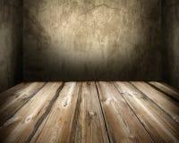 Alter Raum Lizenzfreie Stockbilder