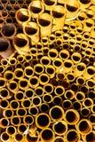 Alter Rohrzusammenfassungs-Designhintergrund Lizenzfreie Stockfotografie