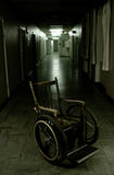 Alter Rollstuhl Stockfotografie