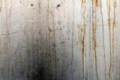 Alter rostiger Metallhintergrund Lizenzfreies Stockfoto