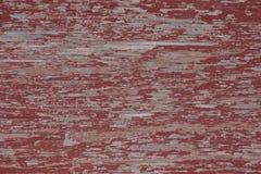 Alter roter Scheunenbretthintergrund stockbild