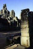 Alter Ruine Bayon-Tempel lizenzfreies stockfoto