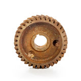Alter Rusty Gear Lizenzfreie Stockfotografie