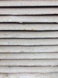 Alter Rusty Ventilation Shaft Close Up Lizenzfreies Stockbild