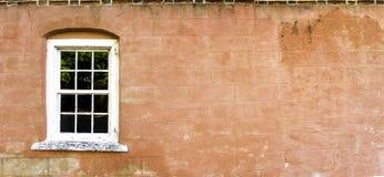 Alter Salem Window Lizenzfreies Stockfoto