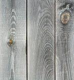 Alter schäbiger Hintergrund des Naturholzgraus Stockfotografie