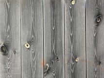 Alter schäbiger Hintergrund des Naturholzgraus Lizenzfreie Stockfotografie