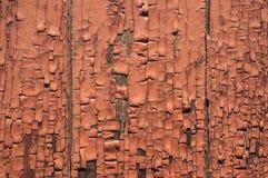 Alter Schmutz gemalte hölzerne Wand lizenzfreie stockfotografie
