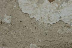 Alter Schmutz-Zement-Wand-Hintergrund Lizenzfreie Stockfotografie