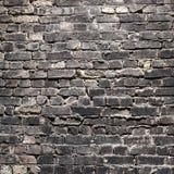 Alter Schmutzbacksteinmauerhintergrund, Tapete Stockfoto