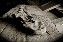 Alter Schuh Stockbild