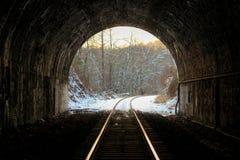 Alter Serien-Tunnel Stockfotos