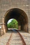 Alter Serien-Tunnel Stockbild
