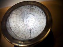 Alter Solarkalender Stockfoto